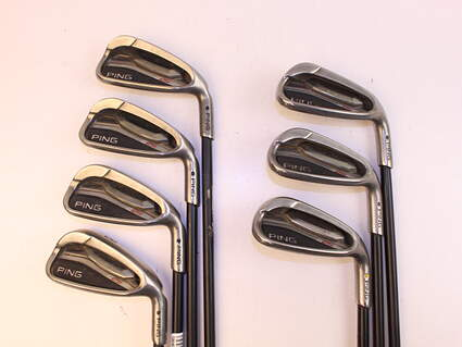 Ping G25 Iron Set 5-PW Ping TFC 189D Graphite Senior Right Handed 38.0in