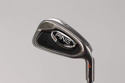 Ping i15 Single Iron 7 Iron True Temper Steel Stiff Right Handed Orange Dot 37.0in