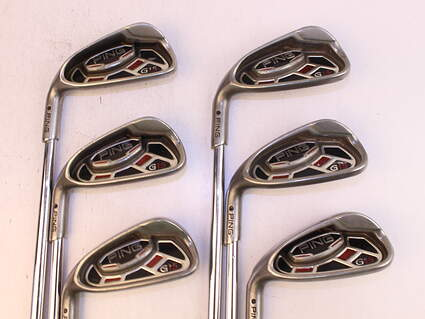 Ping G15 Iron Set 5-PW Ping AWT Steel Regular Left Handed 38.0in