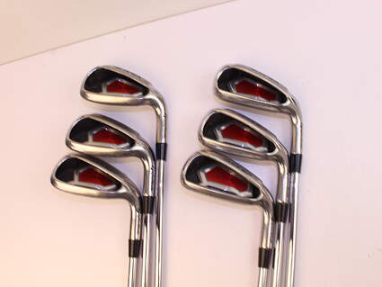 TaylorMade Burner Superlaunch Iron Set 5-PW Steel Regular Right Handed 38.0in