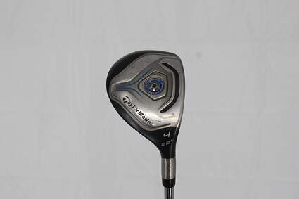 TaylorMade Jetspeed Hybrid 4 Hybrid 22° True Temper Dynamic Gold S300 Steel Stiff Right Handed 40.5in