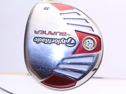 TaylorMade Burner Superfast Fairway Wood 5 Wood 5W 18° TM Reax 50 Graphite Regular Right Handed 42.0in