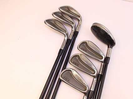 Adams Idea A1 Iron Set 5-GW Adams Aldila NVS Idea Graphite Right Handed 38.0in