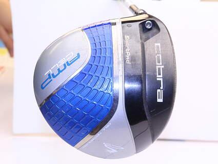 Cobra AMP Cell Blue Driver 11.5° Grafalloy ProLaunch Blue 55 Graphite Regular Left Handed 45.25in