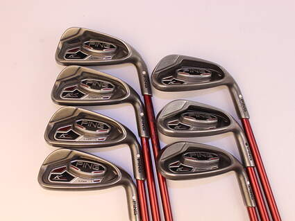 Ping K15 Iron Set 6-PW Ping TFC 149F Graphite Right Handed 37.5in