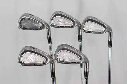 Cleveland TA7 Iron Set 6-PW Stock Steel Shaft Steel Regular Right Handed 37.5in