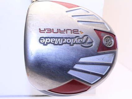TaylorMade 2009 Burner Driver 10.5° TM Fujikira Reax 50 Graphite Regular Right Handed 45.75in
