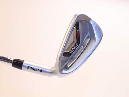 Ping I25 Single Iron 7 Iron Ping CFS Steel Stiff Right Handed Black Dot 36.25in