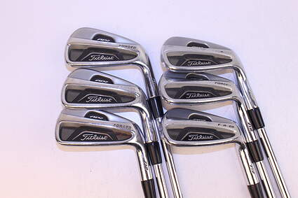 Titleist 712 AP2 Iron Set 5-PW Dynamic Gold Sensicore R300 Steel Regular Right Handed 38.0in