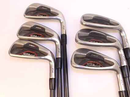 Titleist 712 AP1 Iron Set 5-PW Graphite Design Tour AD 65i Graphite Regular Right Handed 38.0in