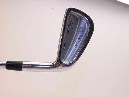 Titleist 690.CB Forged Single Iron 4 Iron True Temper Dynamic Gold S300 Steel Stiff Right Handed 39.0in
