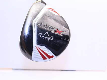 Callaway 2013 X Hot Fairway Wood 3 Wood 3W 13.5° Project X 6.5 Graphite Graphite X-Stiff Right Handed 43.0in