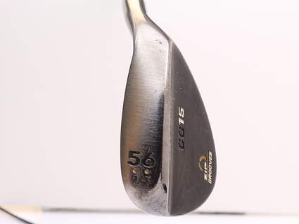 Cleveland CG15 Black Pearl Wedge Sand SW 56° 14 Deg Bounce Steel Right Handed 35.0in