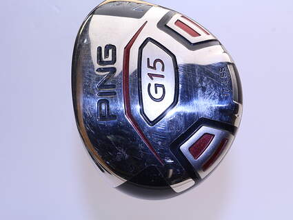 Ping G15 Fairway Wood 7 Wood 7W 21.5° Ping TFC 149F Graphite Senior Right Handed 41.0in