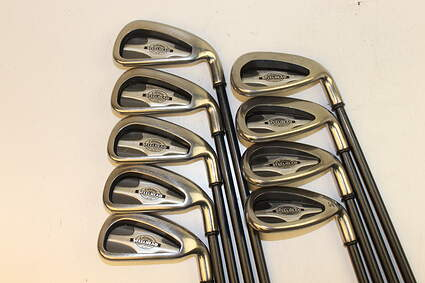 Callaway X-14 Pro Series Iron Set 3-PW GW Callaway RCH 75i Graphite Stiff Right Handed 38.0in