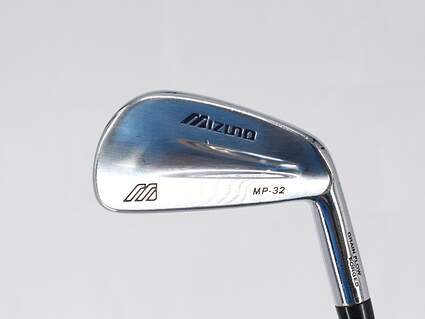 Mizuno MP 32 Single Iron 3 Iron True Temper Dynamic Gold Steel Regular Right Handed 38.75in