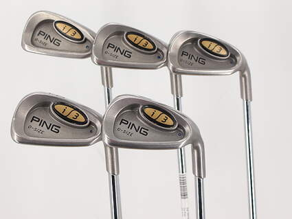 Ping i3 Oversize Iron Set 6-PW GW Steel Right Handed 37.0in