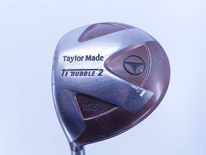 TaylorMade Ti Bubble 2 Driver 10.5° TM Bubble 2 Graphite Stiff Left Handed 45.0in