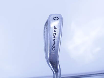 Adams Idea A3 Single Iron 8 Iron Grafalloy ProLaunch Red Graphite Regular Right Handed 37.0in