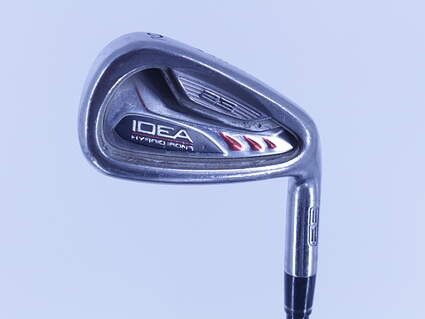 Adams Idea A3 Single Iron 9 Iron Grafalloy ProLaunch Red Graphite Regular Right Handed 36.0in