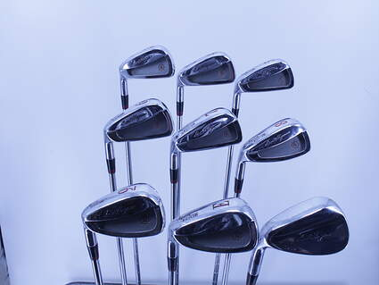 Ben Hogan Apex Edge Iron Set 3-PW GW Hogan Apex 3 Steel Steel Regular Left Handed 38.25in