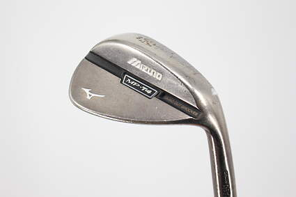 Mizuno MP-T4 Black Nickel Wedge Sand SW 54° 9 Deg Bounce Project X 6.5 Steel X-Stiff Right Handed 35.0in