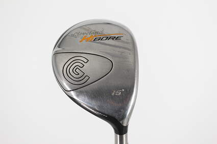 Cleveland Hibore Fairway Wood 3 Wood 3W 15° Callaway Fujikura 65g Graphite Stiff Right Handed 43.0in