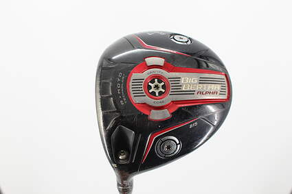 Callaway Big Bertha Alpha 815 Driver 9° Aldila Tour Blue 75 Graphite Stiff Left Handed 45.0in