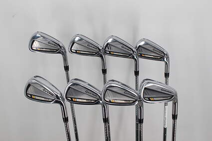 TaylorMade Rocketbladez Iron Set 5-GW FST KBS Tour Steel Stiff Right Handed 38.0in