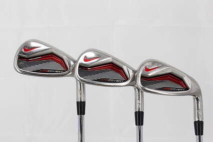 Nike VRS Covert 2.0 Iron Set 8-PW True Temper Dynalite 105 Steel Stiff Right Handed 36.75in