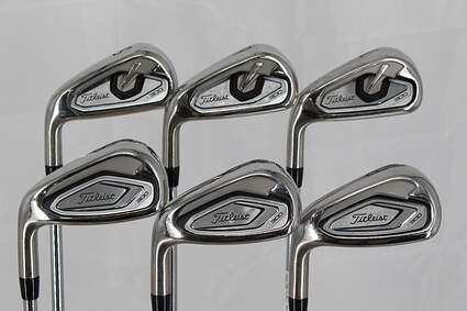 Titleist T300 Iron Set 5-PW Nippon NS Pro 950GH Steel Stiff Left Handed 37.5in
