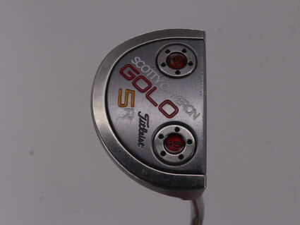 Titleist Scotty Cameron Select GoLo Mid Putter Steel Right Handed 33.75in
