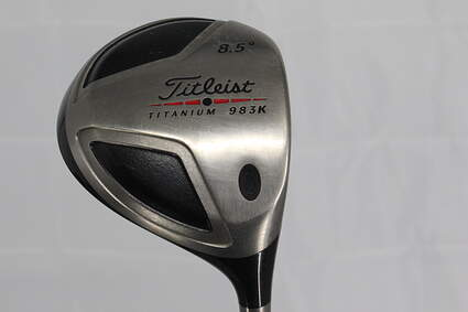 Titleist 983 K Driver 8.5° Graphite Design Reloaded YS-6 Graphite Stiff Right Handed 43.25in