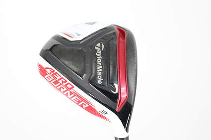 TaylorMade AeroBurner TP Fairway Wood 3 Wood 3W 15° Aldila ATX Tour Green Graphite Stiff Right Handed 43.25in
