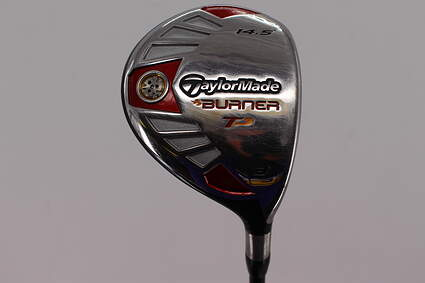 TaylorMade Burner TP Fairway Wood 3 Wood 3W 14.5° Mitsubishi Diamana Blue S83 Graphite X-Stiff Right Handed 43.0in