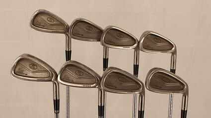 Cobra Cobra Oversize Norman Grind Iron Set 3-PW True Temper Dynamic Gold S400 Steel Stiff Right Handed 38.0in