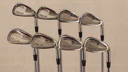 Cobra SS Forged Iron Set 3-PW True Temper Dynamic Gold 300 Steel Stiff Right Handed 38.0in