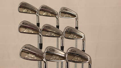 Titleist AP2 Iron Set 3-PW GW Project X 5.5 Steel Regular Right Handed 38.0in
