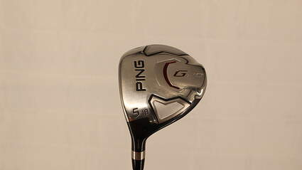 Ping G20 Fairway Wood 5 Wood 5W 18° Ping TFC 169F Tour Graphite X-Stiff Left Handed 42.0in