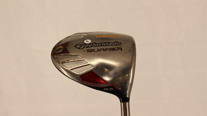 TaylorMade 2009 Burner Driver 9.5° TM AeroBurner REAX 50 Graphite Stiff Right Handed 43.25in