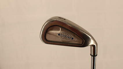 Callaway X-14 Single Iron 3 Iron Callaway Stock Steel Steel Regular Right Handed 39.0in