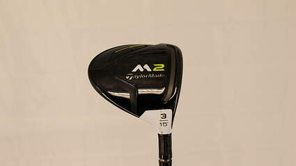 TaylorMade M2 Fairway Wood 3 Wood 3W 15° Diamana S+ 70 Limited Edition Graphite X-Stiff Right Handed 43.0in