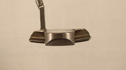 Odyssey White Hot 2-Ball Blade Putter Slight Arc Steel Right Handed 34.25in