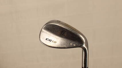 Cleveland CG10 Wedge Gap GW 52° Stock Steel Shaft Steel Right Handed 35.25in