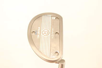 Guerin Rife Maven Two Putter Face Balanced Steel Right Handed 33.5in