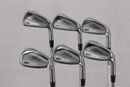 Titleist 716 CB Iron Set 5-PW Project X 6.5 Steel X-Stiff Right Handed 37.75in