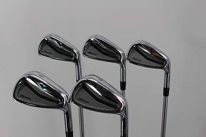 Mizuno MP-54 Iron Set 6-PW FST KBS Tour C-Taper Steel Stiff Right Handed