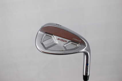 Ping Anser Forged 2010 Wedge Lob LW 56° True Temper Dynamic Gold S300 Steel Stiff Right Handed Blue Dot 35.25in