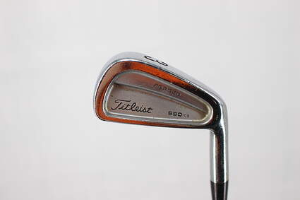 Titleist 690 CB Forged Single Iron 3 Iron True Temper Dynamic Gold Steel Stiff Right Handed 39.0in