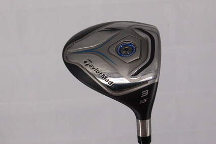 TaylorMade Jetspeed Fairway Wood 3 Wood 3W 15° TM Matrix VeloxT 69 Graphite Regular Right Handed 43.25in